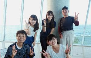 threegirls&couplefromkyoto