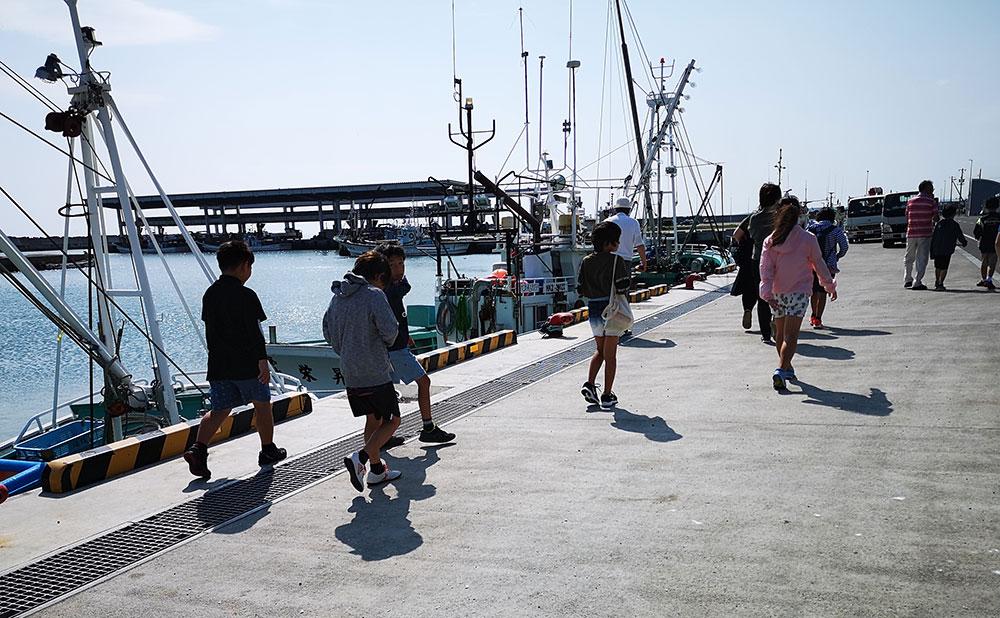 雄武漁港2