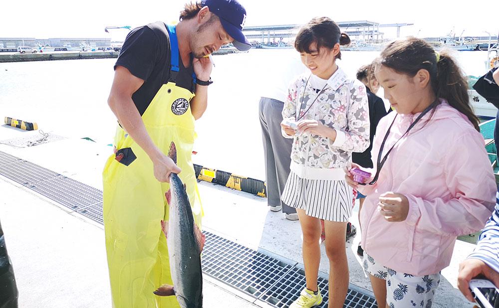 漁師さん3