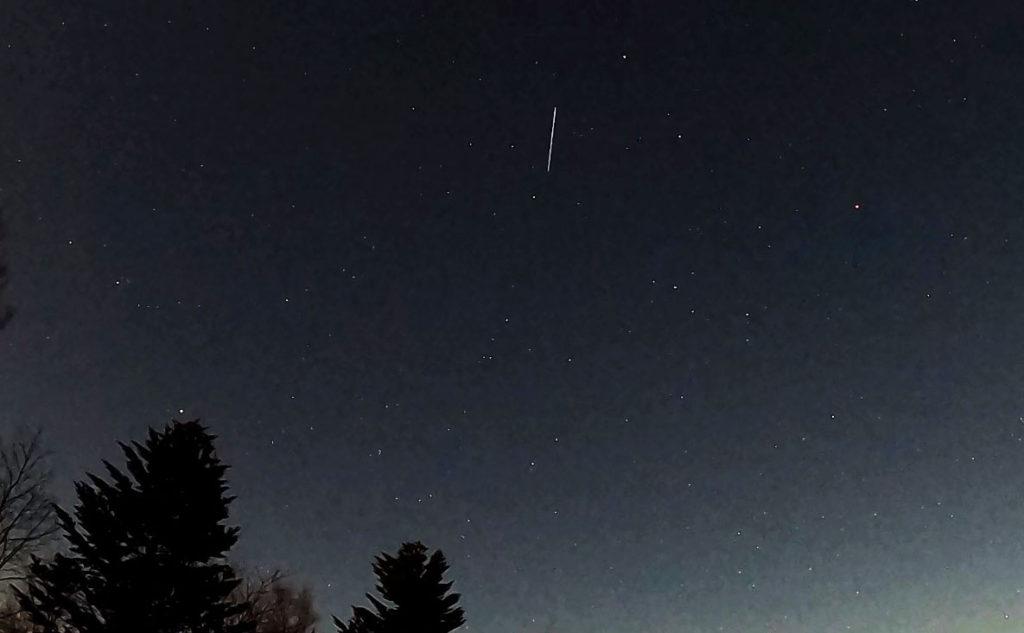ふたご座流星群写真001web