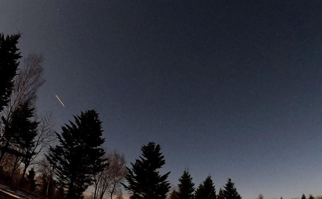 ふたご座流星群写真04web