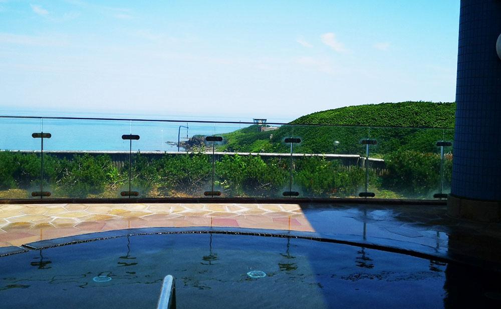 Hinode Misaki hot spring
